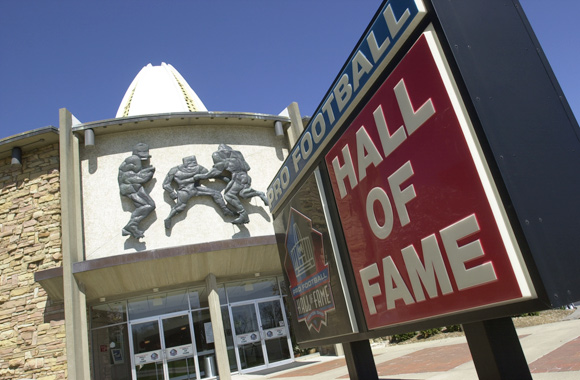 Canton's Pro Football Hall of Fame