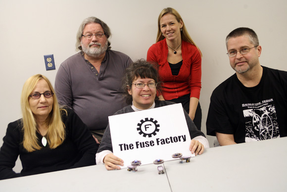 The Fuse Factory. Columbus, OH. Photos Ben French