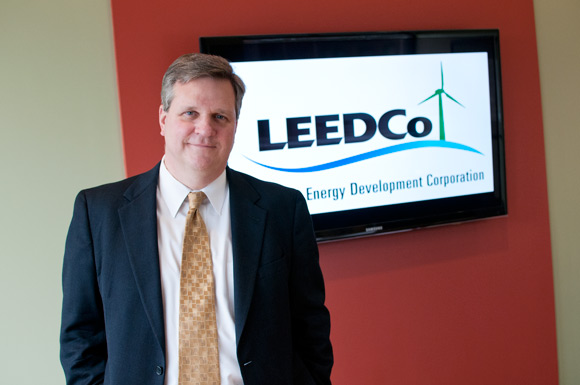 LeedCo VP of operations Dave Karpinski