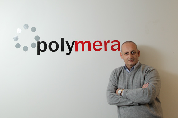 Maan Said, president of Polymera, Inc.
