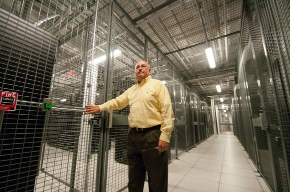 Vice President and CFO Paul Keinath of DataCenter.BZ in Columbus, Ohio
